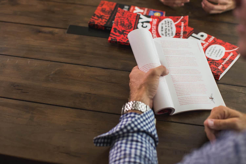 Книга «Будь лучшей версией себя» Дэна Вальдшмидта