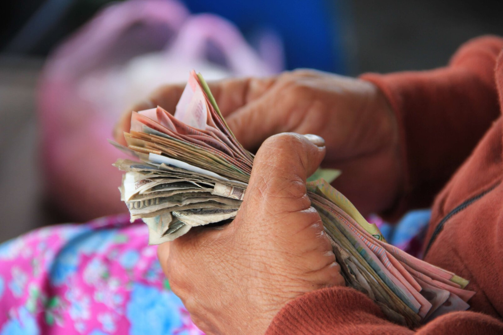 финансовая защита - это когда вы умеете считать