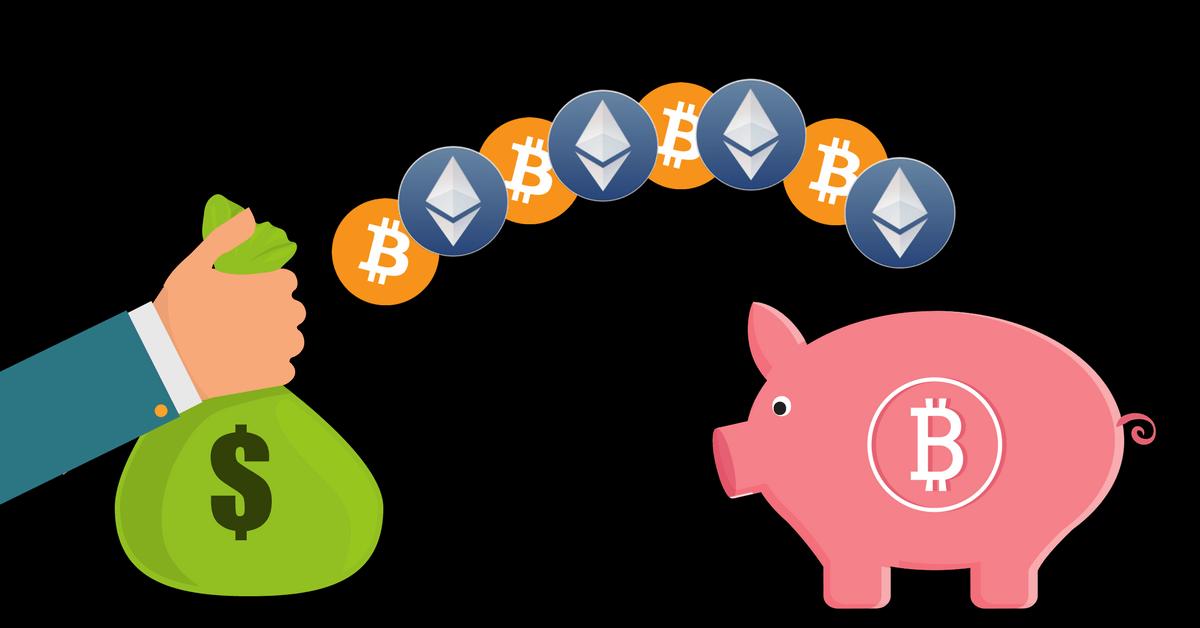 купить крипту - онлайн кошелек