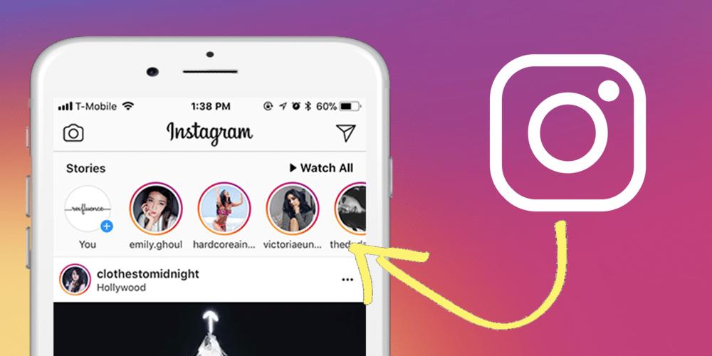 Тренды smm 2018 Instagram Stories