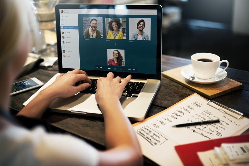 Skype удаленная команда