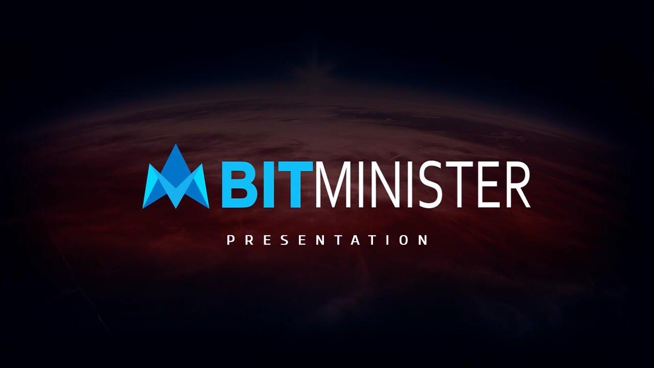 облачный майнинг 2018 скам BitMinister