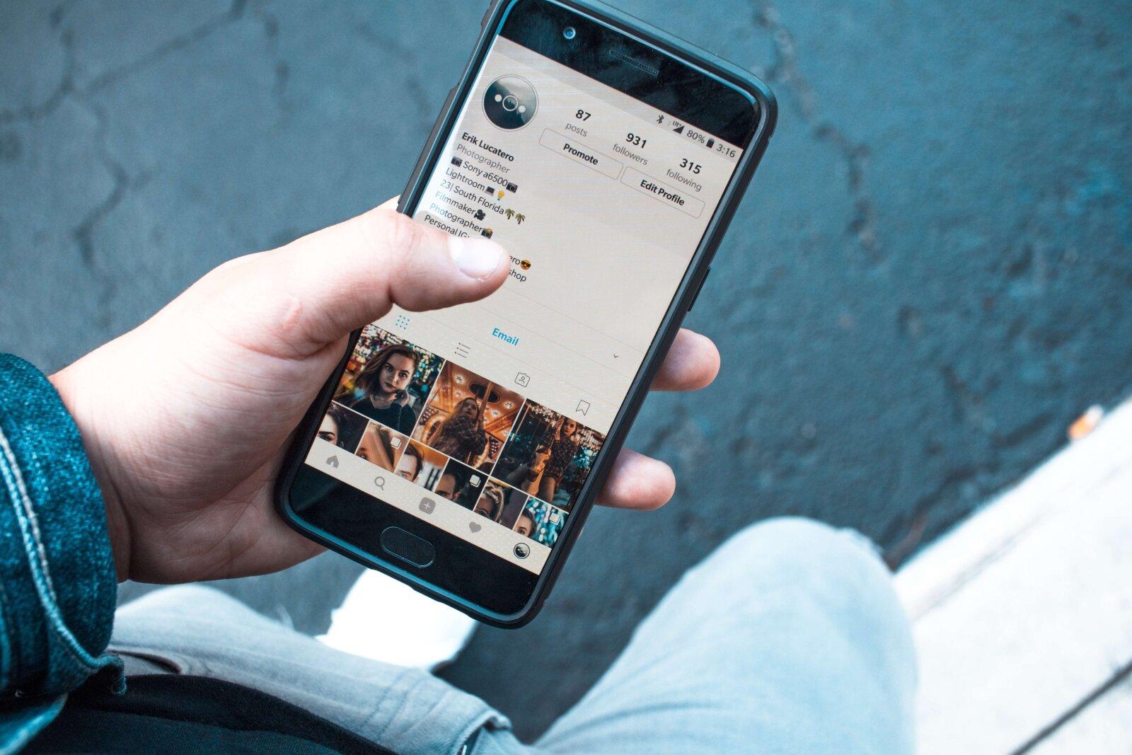 как заработать на Instagram
