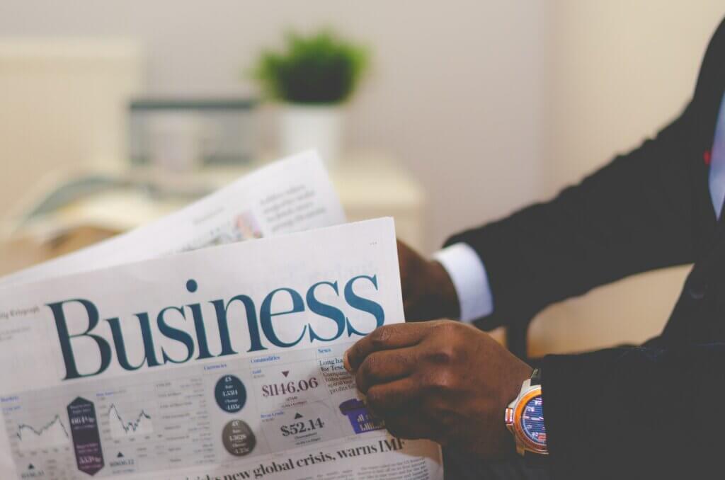 газета бизнес