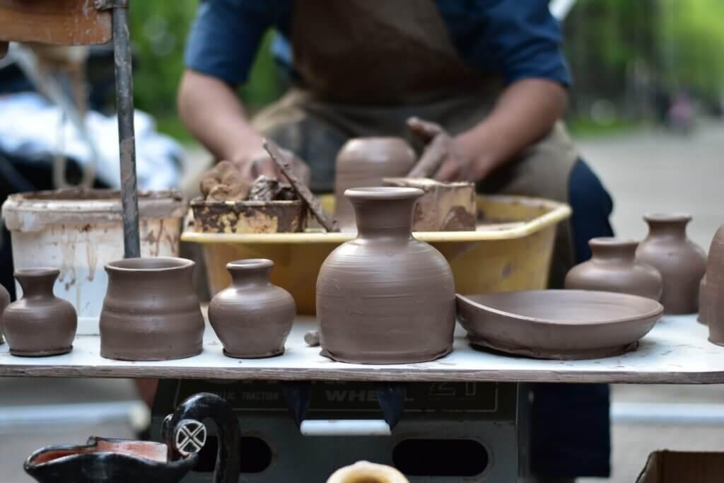 глина и керамика