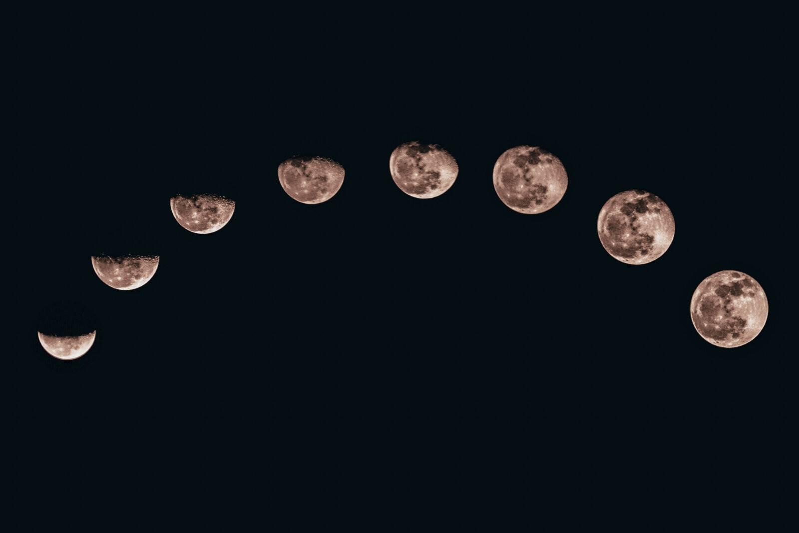 лунный календарь октябрь 2019