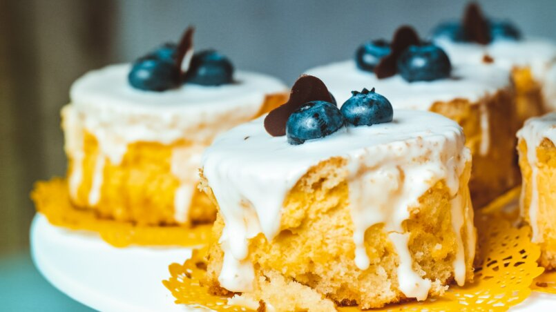 бизнес идеи с минимальными вложениями - выпечка тортов