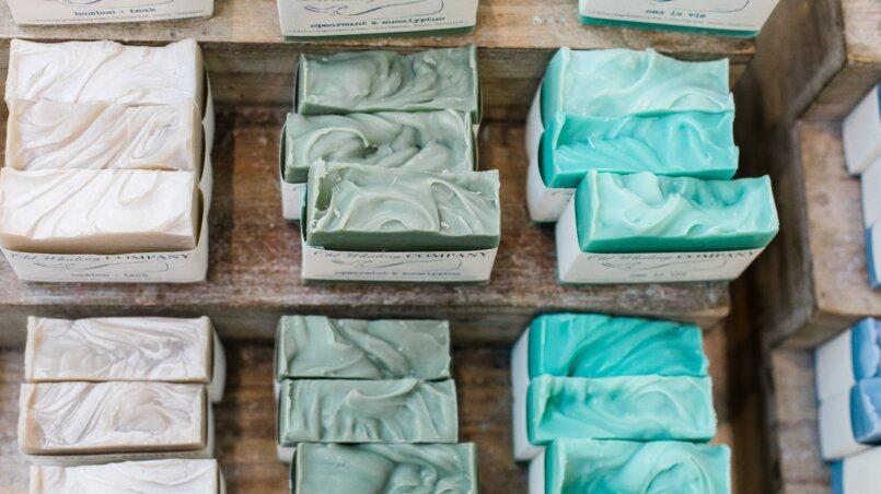 как заработать деньги - производство мыла