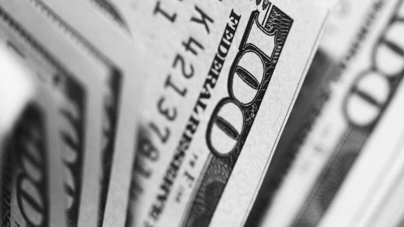 когда упадет доллар